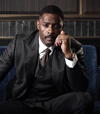 Wardrobe for Idris Elba